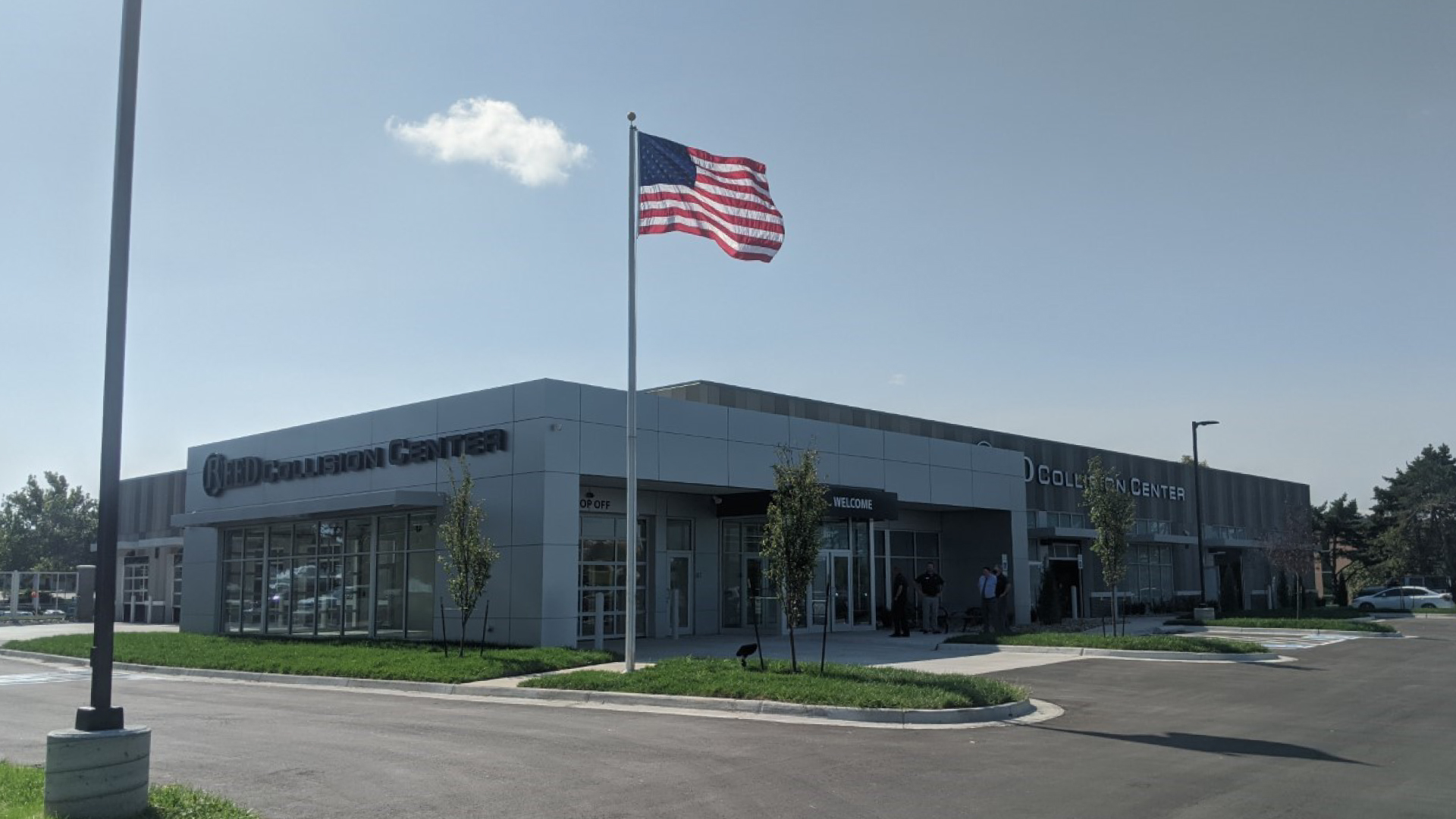 Reed Collision Center